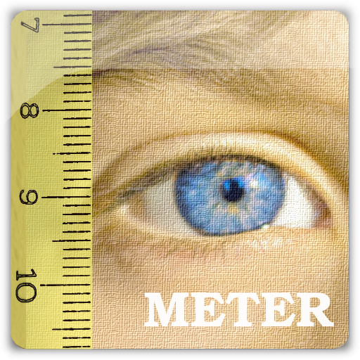 Pupillary Distance Meter | PD Camera Measure
