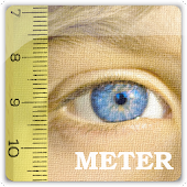 Pupil Distance Meter | PD Camera Measure
