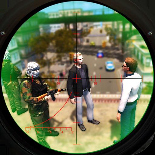 Secret Sniper Shoot Agent