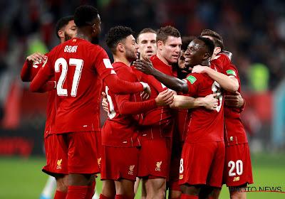 Liverpool s'est imposé 2-1 contre Bournemouth