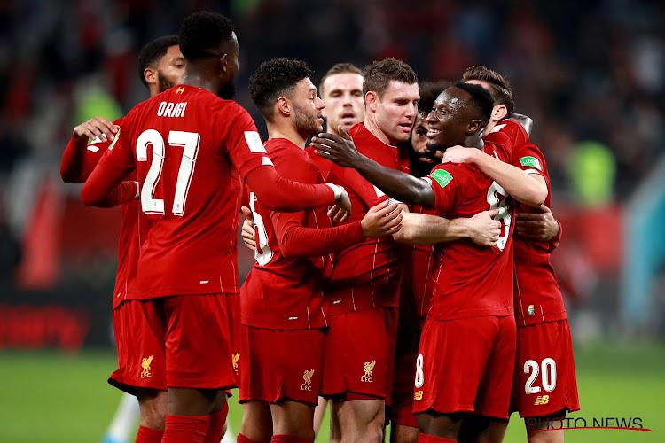Liverpool retrouve la victoire Bournemouth