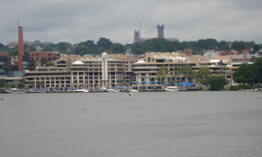 Photo: George Town, with the Cathedral in the background
