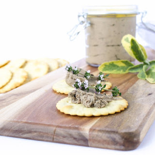 Chicken Liver Pate With Brandy Recipes