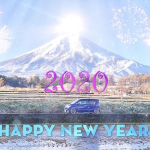 ムーヴカスタム LA150S RSハイパーSAのカスタム事例画像 とも☆ムーヴ-Initial☆D family-さんの2020年01月01日21:37の投稿