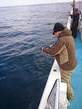 Photo: 1匹釣ったら、2匹目はすぐっ!