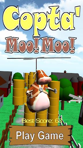 Copta' Moo Moo