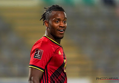 📷 Michy Batshuayi anticipe.... sa sélection
