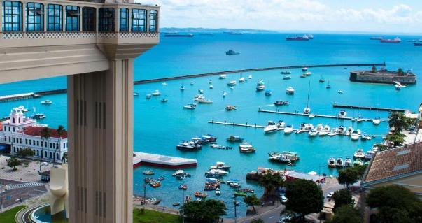Marina de Salvador da Bahia