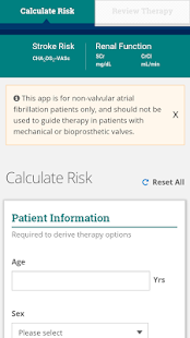 AnticoagEvaluator- screenshot thumbnail