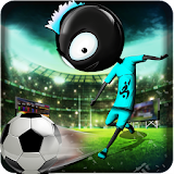 Stickman Heroes : Soccer Hero