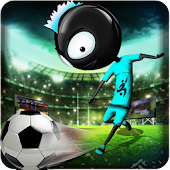 Stickman Heroes : Soccer Game