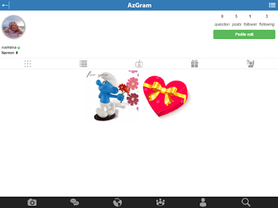AzGram.Az - The Social Network screenshot 10