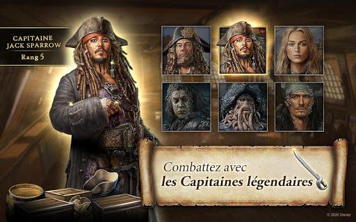 Code Triche Pirates of the Caribbean: ToW mod apk screenshots 2