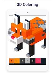 Pixel Art - Color by Number Juegos (apk) descarga gratuita para Android/PC/Windows screenshot