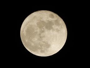 Photo: 満月だよーん