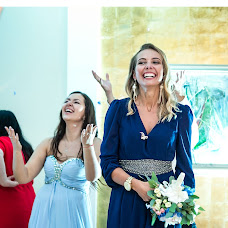 Wedding photographer Vika Miroshnichenko (vrodekakvika). Photo of 20.02.2017