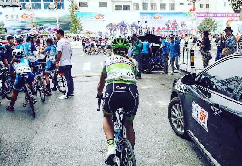 Girlpower - Tour of Guangxi deel I