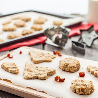 Homemade Almond Milk and Cookies Recipe