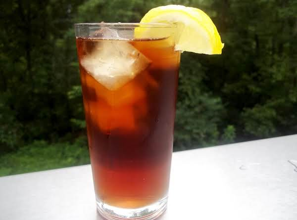 Sweet Tea - Bitter Free Recipe