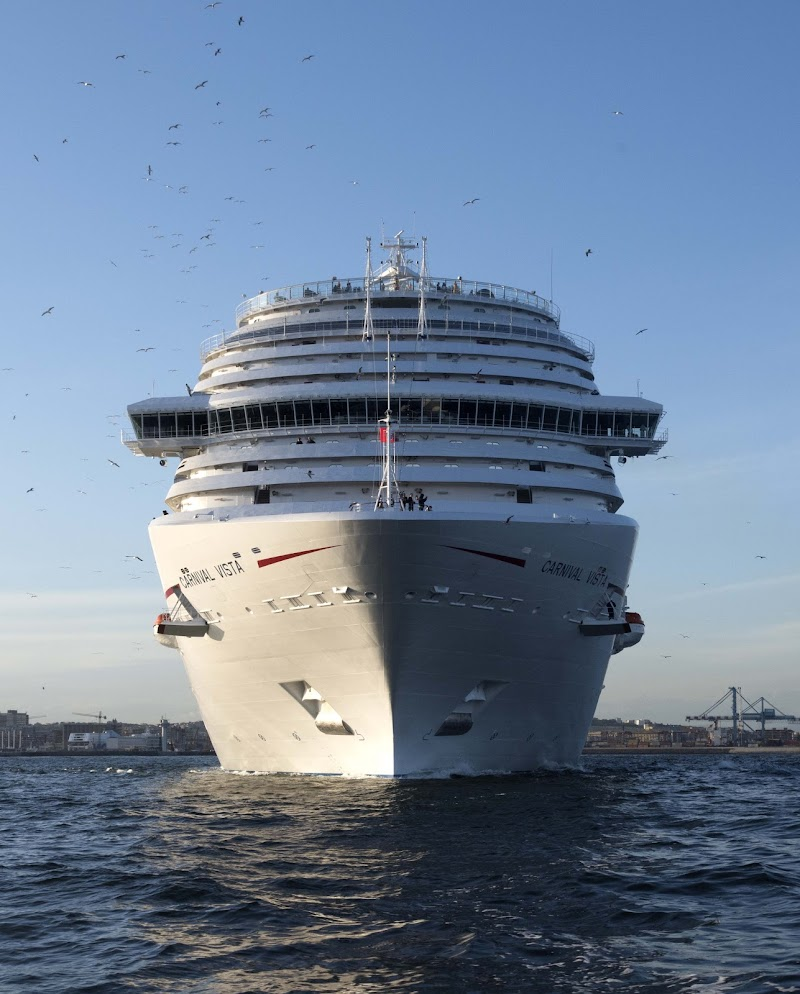 Sail on Carnival Vista to warm-weather ports in the Mediterranean or  Caribbean.