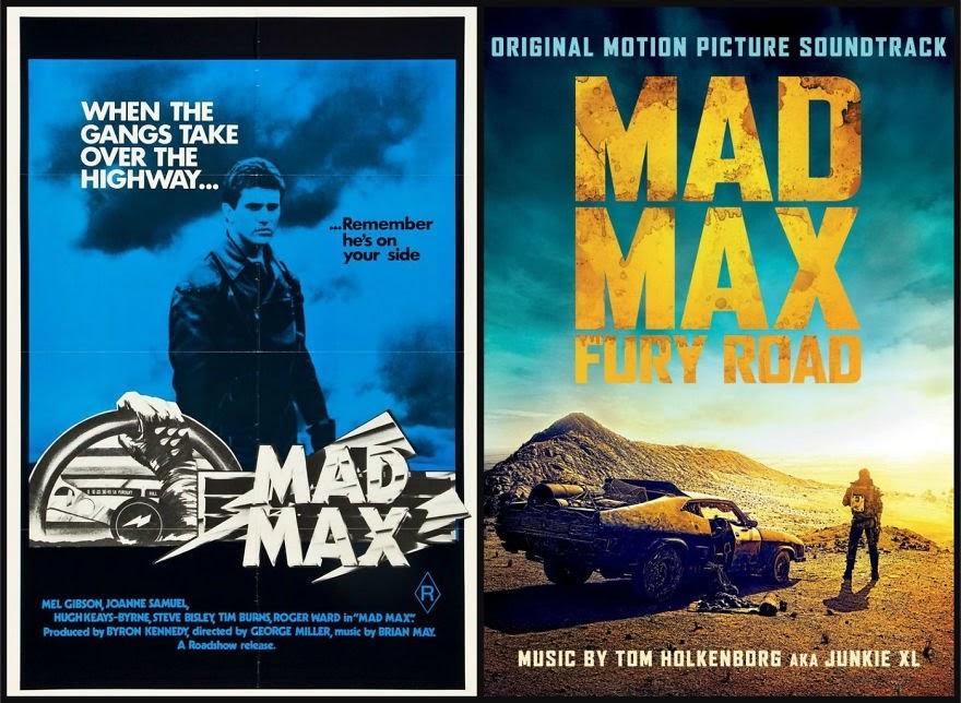 Mad Max plakaty