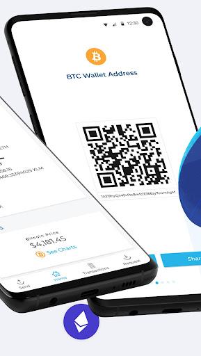 Blockchain Wallet. Bitcoin, Bitcoin Cash, Ethereum 6.25.5 screenshots 2