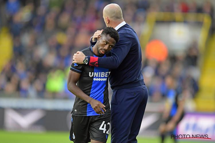 Le FC Bruges pourrait se séparer de deux joueurs