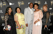 Nokukhanya Mseleku (MaYeni), Busisiwe Mseleku (Mamkhulu), Musa Mseleku, Mbali Mseleku (MaNgwabe) and Thobile Mseleku (MaKhumalo) have made polygamy fashionable.  / Veli Nhlapo