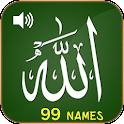 Asmaul Husna 99 names of Allah icon