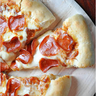 Stuffed Crust Pizza.