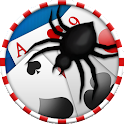 Spider Solitaire [Free] icon
