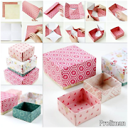DIY Gift Box Tutorial icon