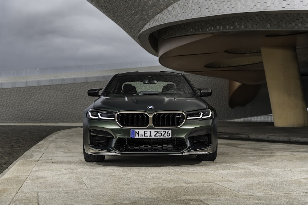 Limited edition BMW M5 CS is a potent track weapon - Business Day