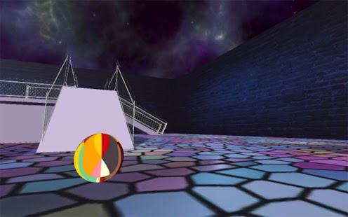 3D Ball In Labirint Лабиринт - náhled