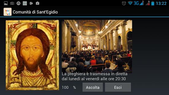 Preghiera con Sant'Egidio - náhled