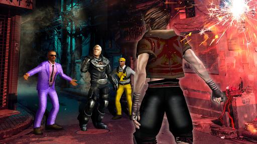 Kung fu street fighting game 2020- street fight 1.12 screenshots 1