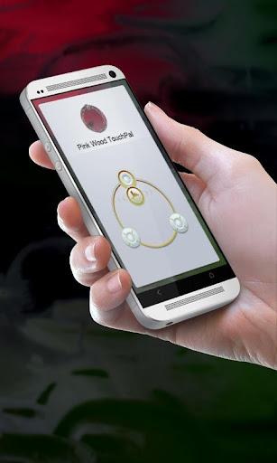 ピンクウッドPinkuuddo TouchPal