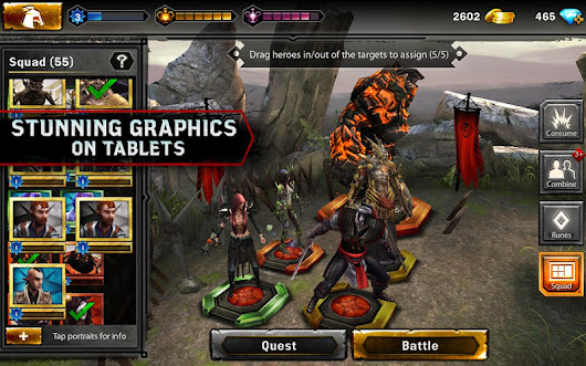 First Look: Heroes of Dragon Age - Soft-launched for Android; iOS Version and Worldwide Release Coming Soon