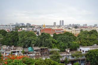 Photo: View from Wat Saket (Golden Mount)