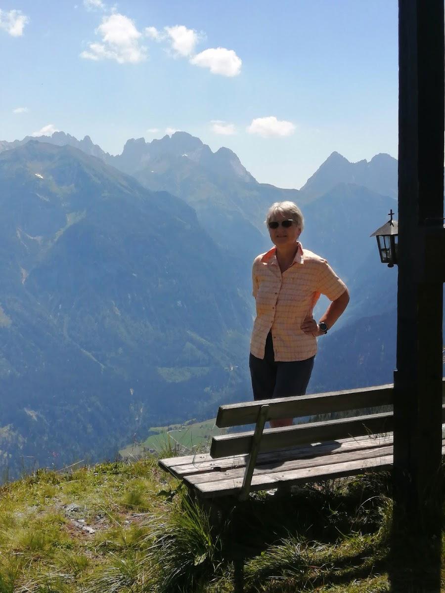 Grifitzbühel Höhe 1.861 m