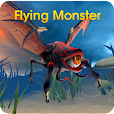 Flying Monster Insect Sim