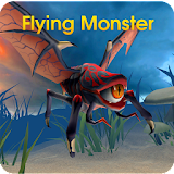 Flying Monster Insect Sim file APK Free for PC, smart TV Download