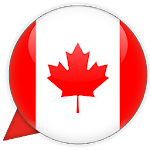 Canada Chat Icon