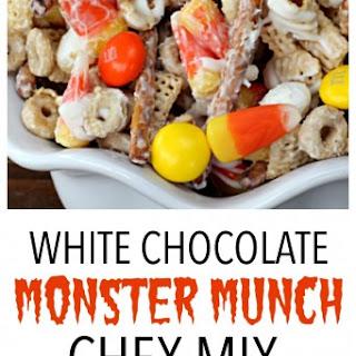 White Chocolate Monster Munch Chex Mix