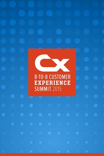 2015 CX Summit