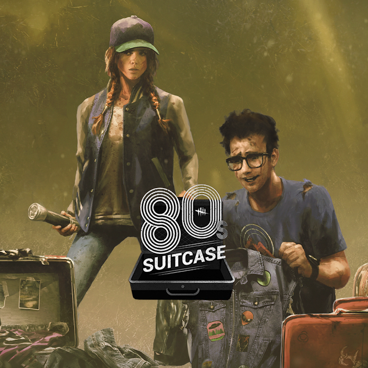 Dead by Daylight: The 80's Suitcase