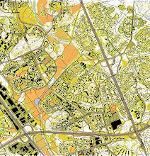 Photo: Kannelmäki and its surroundings, Helsinki / Vantaa. Map created with Karttapullautin from the open data of the National Land Survey of Finland (www.maanmittauslaitos.fi).