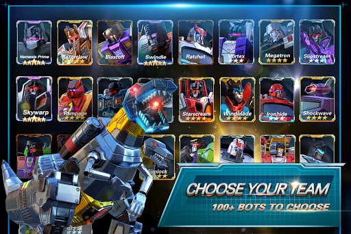 Transformers:Earth War 1.9.0.66 screenshots 5