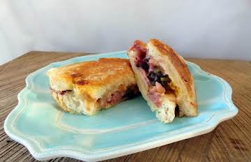 Southern Gentleman's Grilled Cheese Sandwich