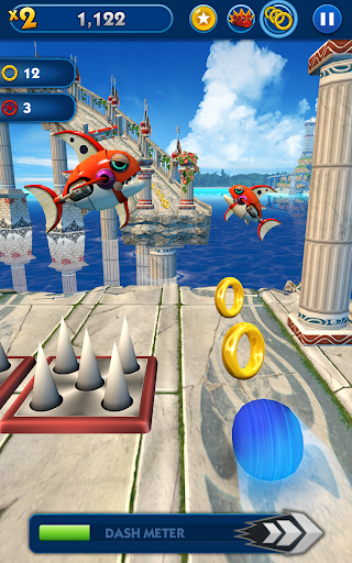 Sonic Dash  screenshots 10